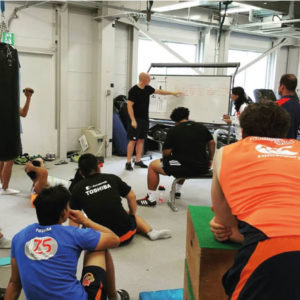 What should an S&C coach do when coming into a new club?