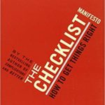 Book review: Checklist Manifesto by Atul Gawande